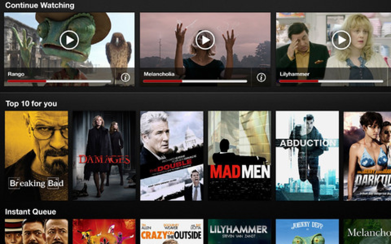 Netflix for iOS updated with more intuitive episode, audio, and subtitle selectors