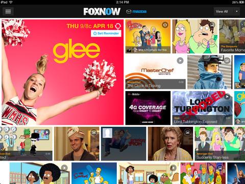 FOX-Now-iPad-app