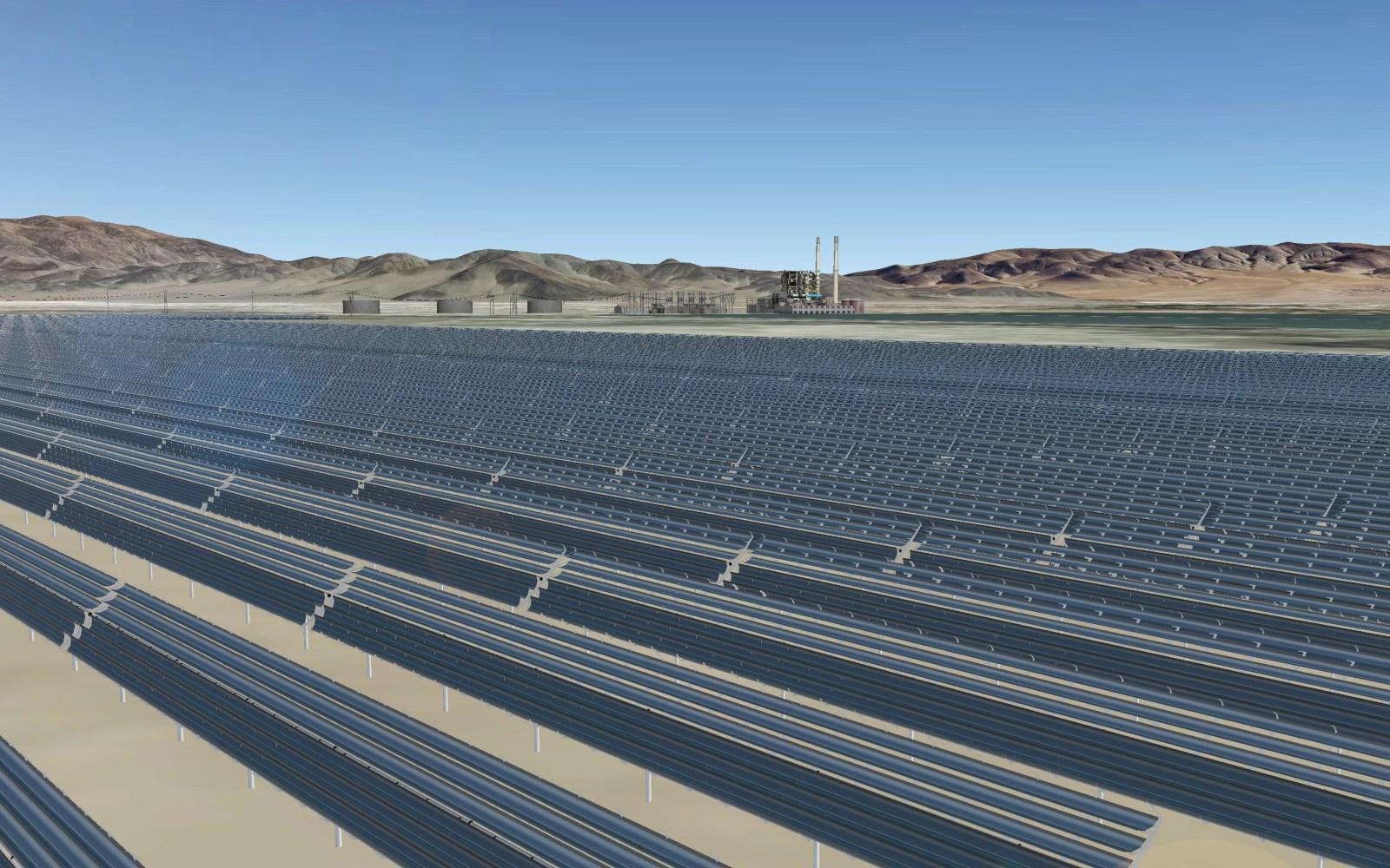 Apple plans 137-acre, 20 Megawatt solar array adjacent to its new Reno data center in partnership with NV Energy