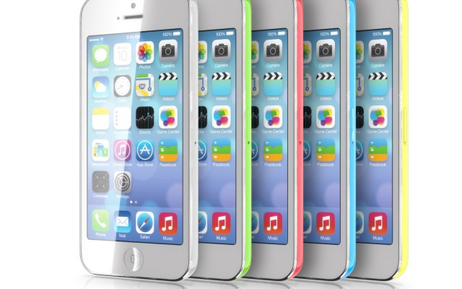 More leaked photos & concept of purported plastic iPhone shells in colors hit the web