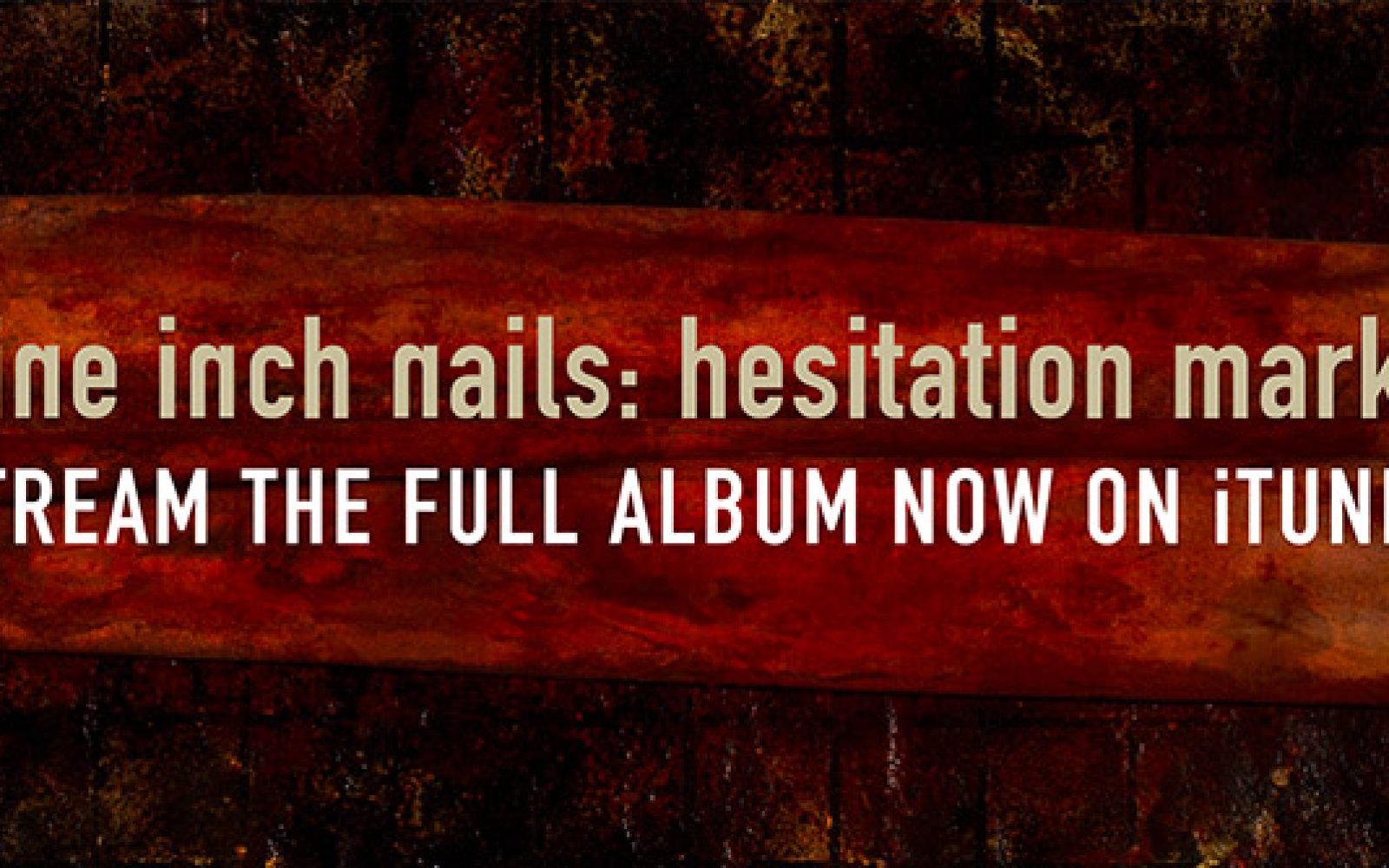 Nine Inch Nails\' new album, \'Hesitation Marks\', now streaming free ...
