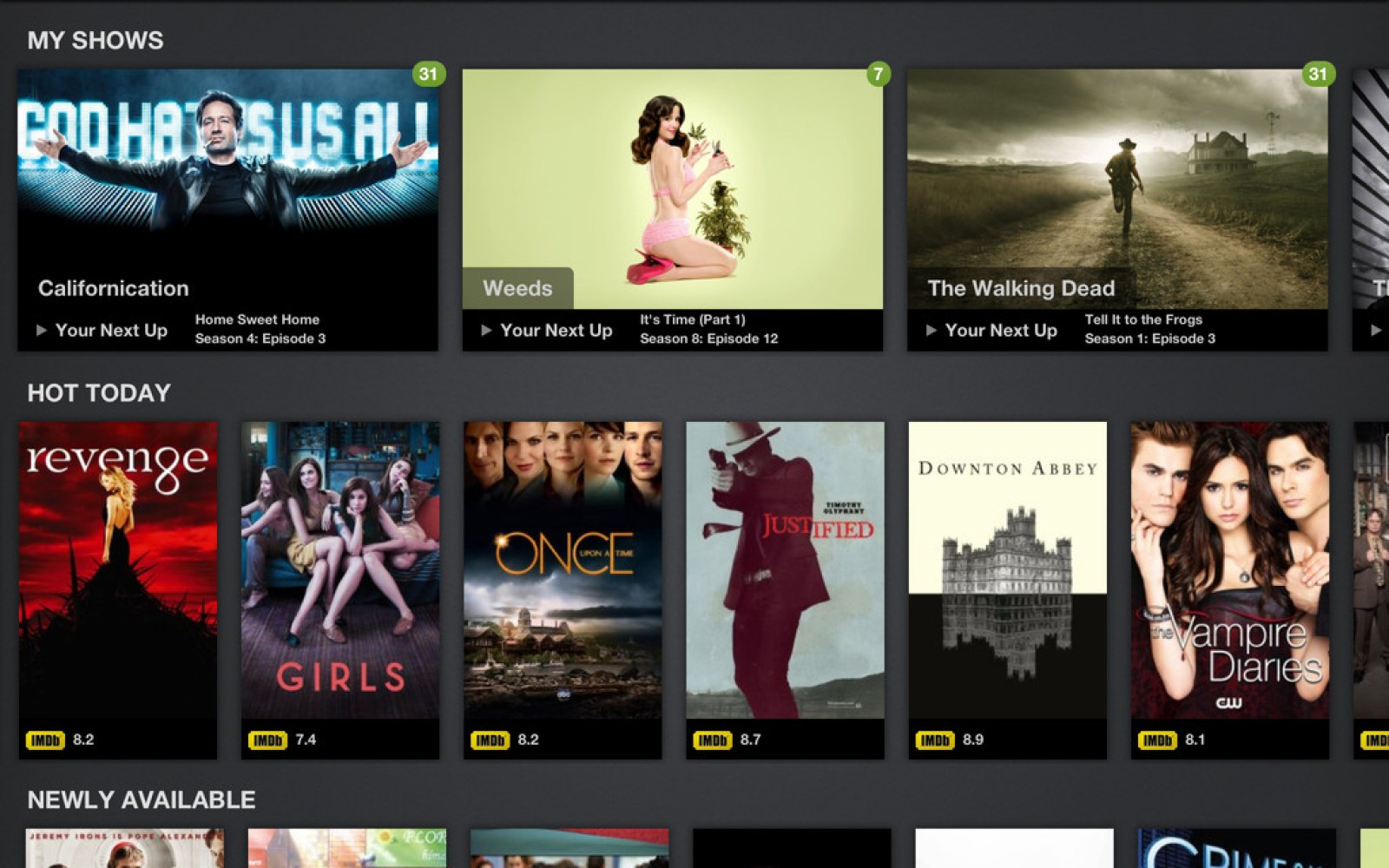 Apple acquires Matcha.tv iOS streaming media aggregation and discovery tool