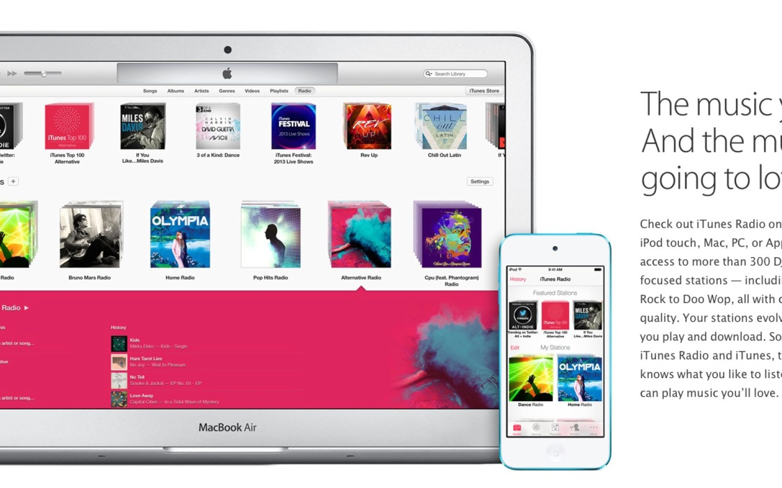 Long time ad ally Nissan teams up with Apple as exclusive automotive partner for iTunes Radio