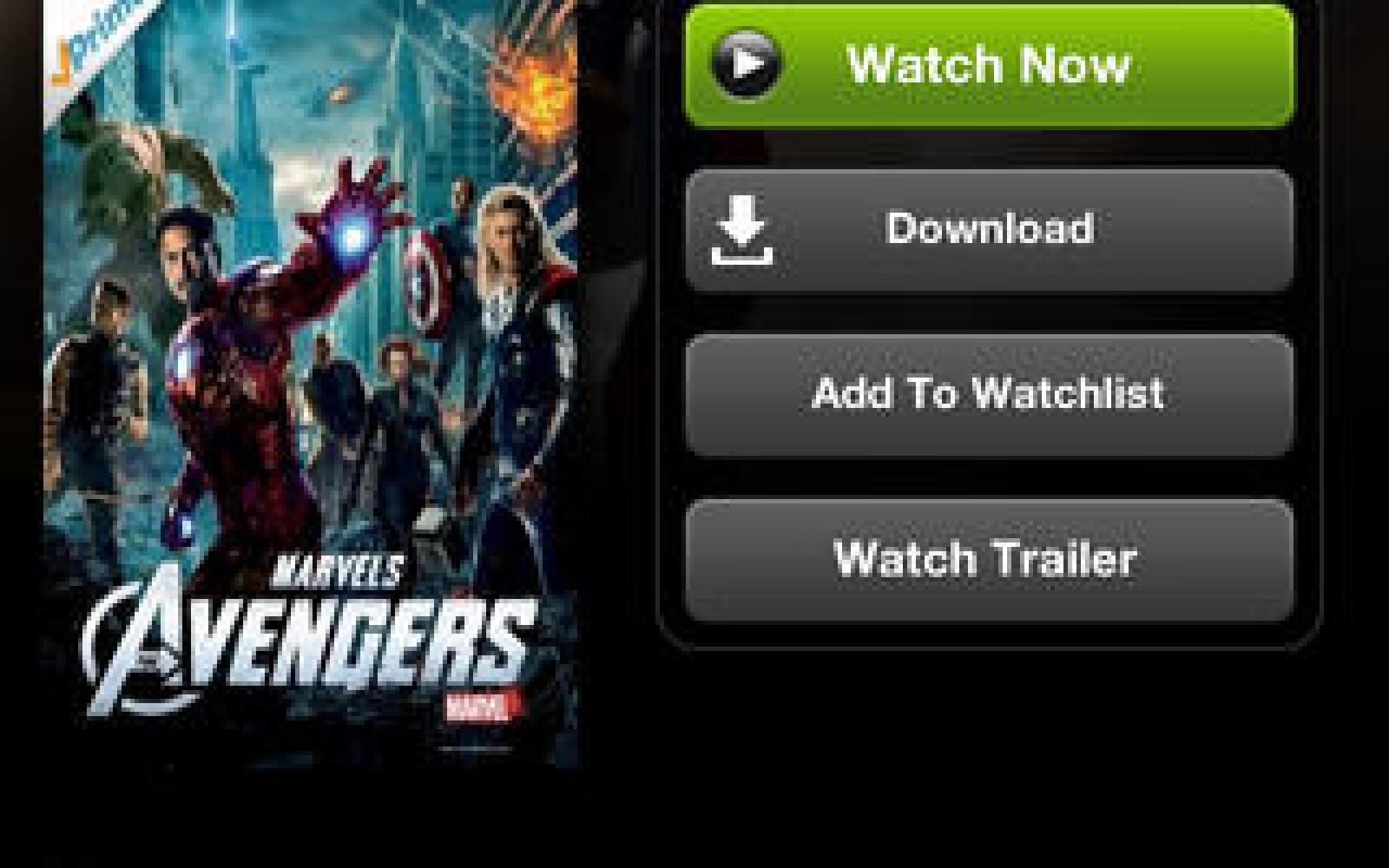 Amazon Instant Video for iOS updated, adds Airplay support, IMDB integration