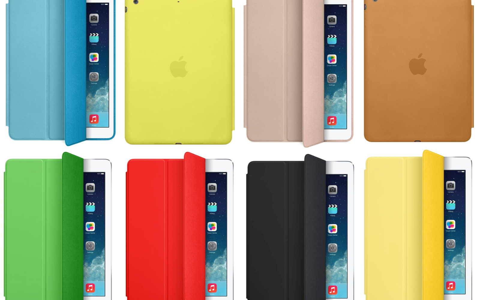 The best new iPad Air (and Retina iPad mini) cases from around the web