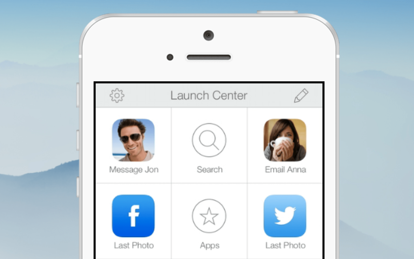 Launch Center Pro reinvented for iOS 7