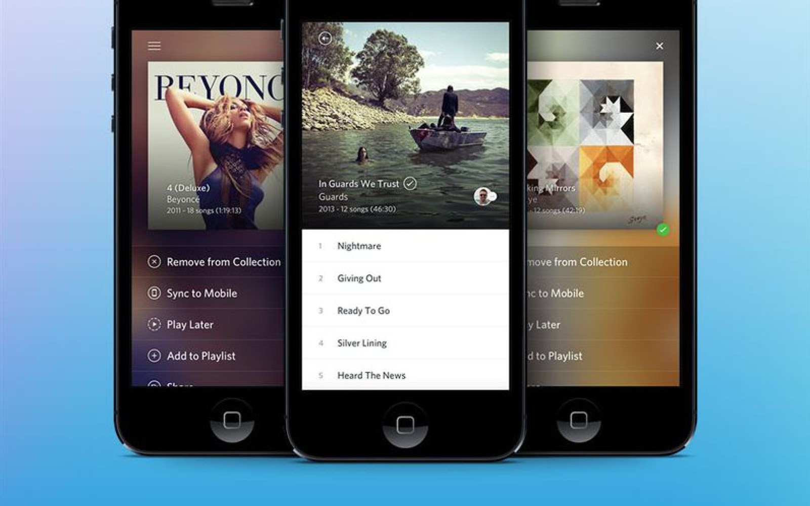iTunes Radio gets new competition as Rdio iOS app offers free personalized stations