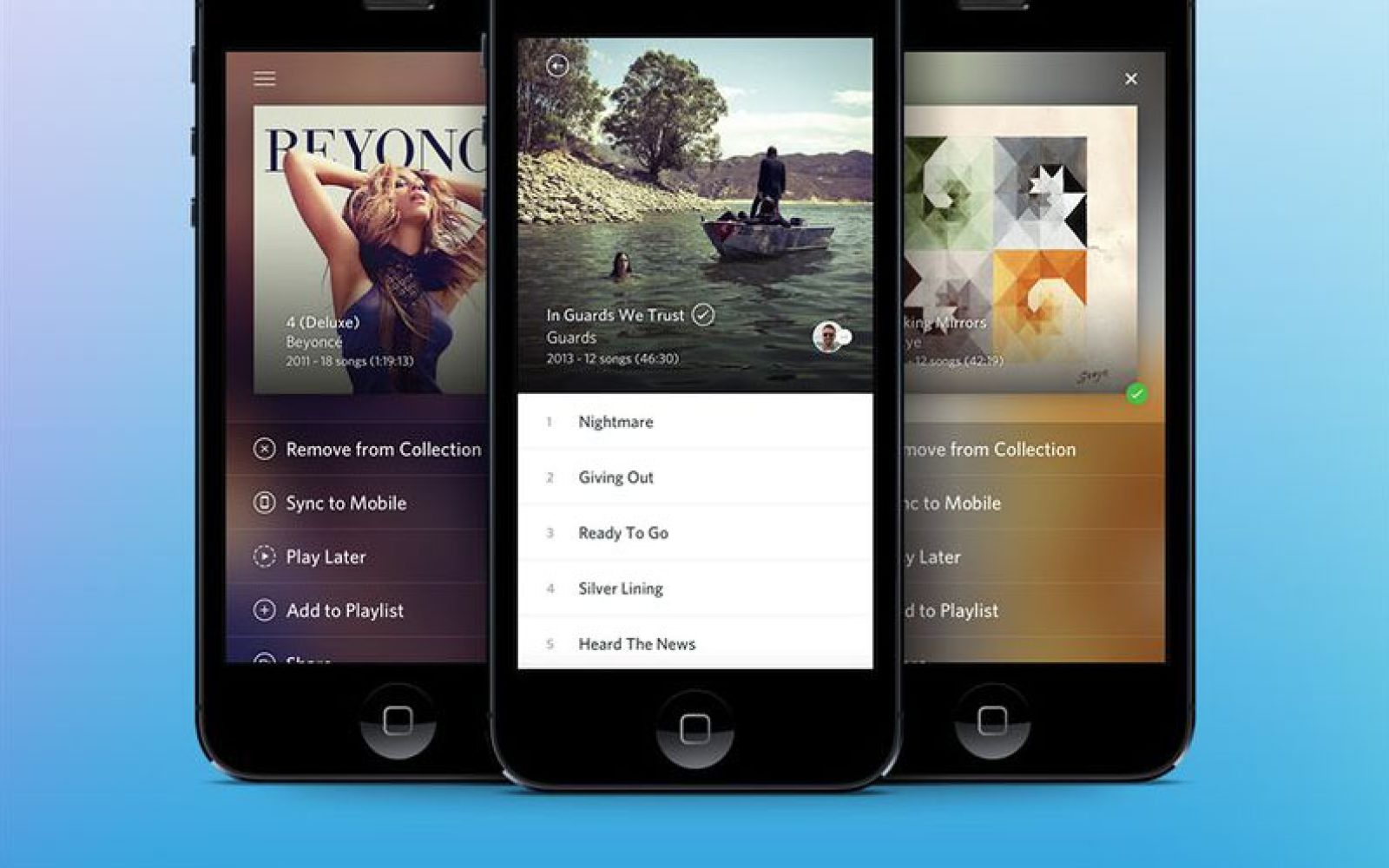 iTunes Radio gets new competition as Rdio iOS app offers free