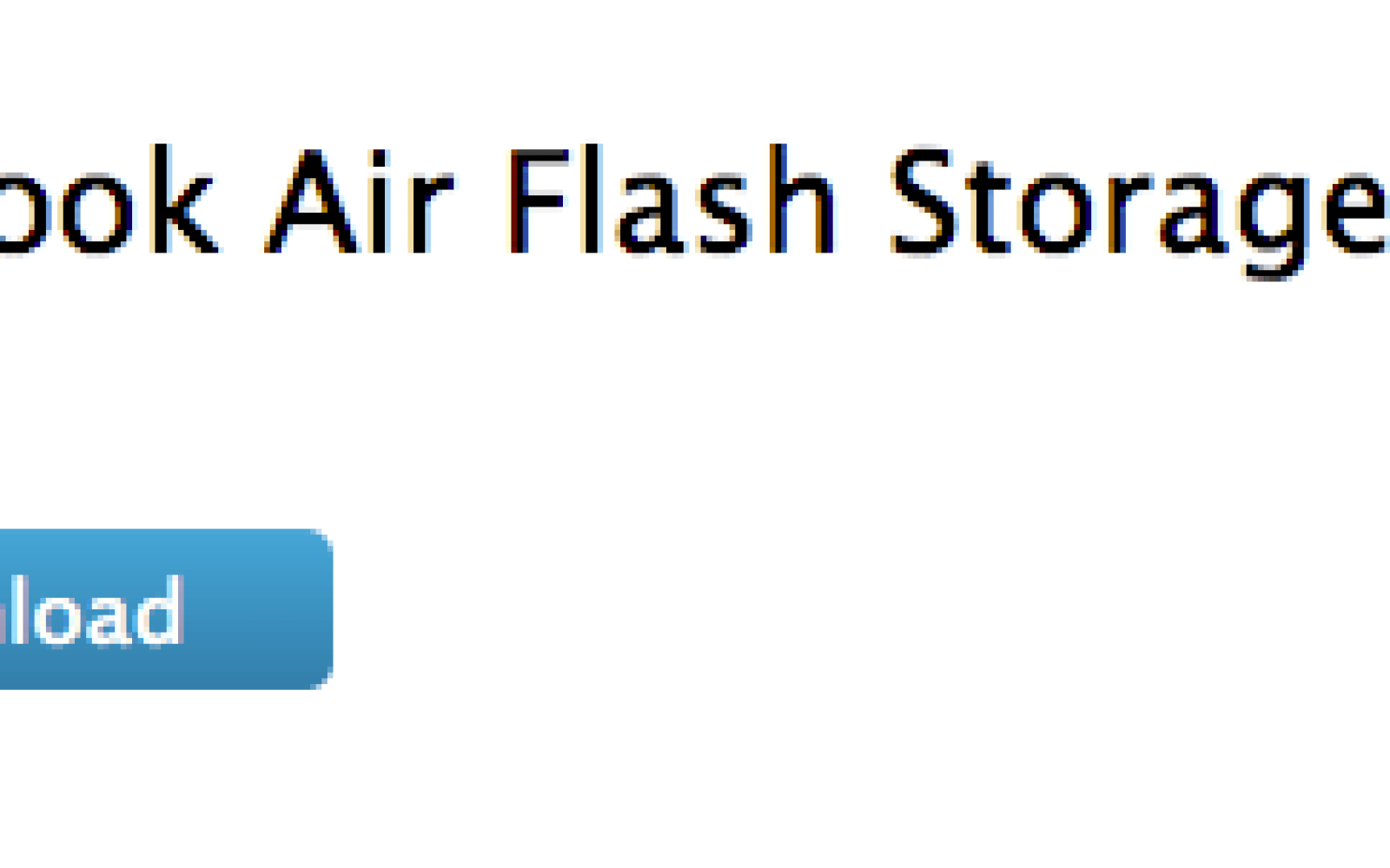 Apple releases Flash Storage Firmware Update 1.1 for mid ...