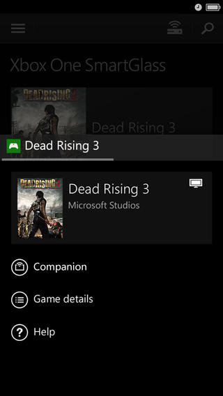 Xbox One SmartGlass companion app for iPhone and iPad now available