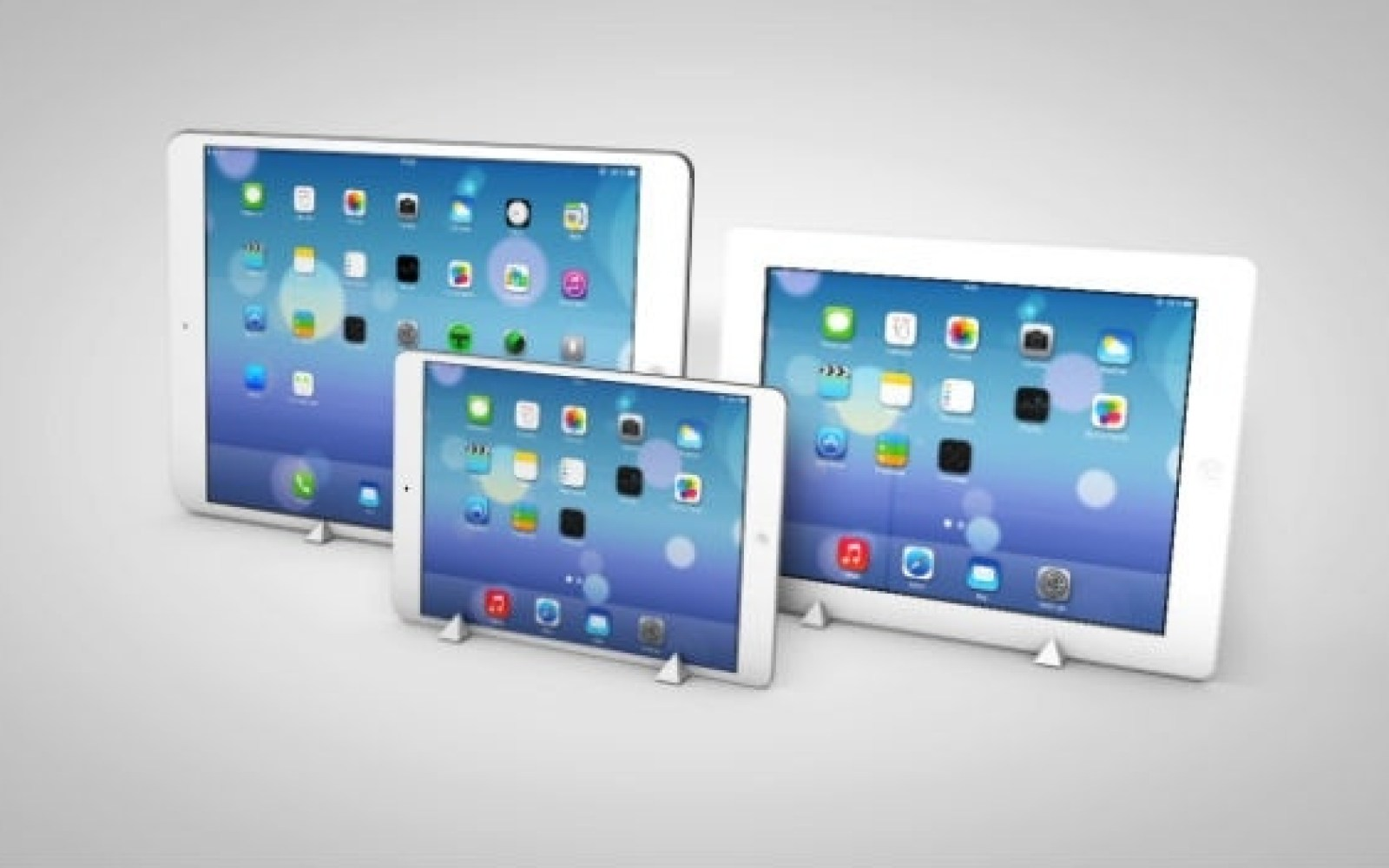 Report claims 12.9-inch panel for larger iPad already in production, release early next year