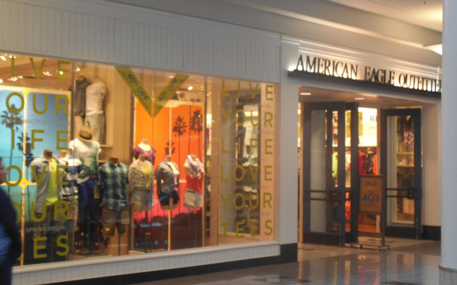 Shopkick testing iBeacons in 100 American Eagle locations in largest roll out yet