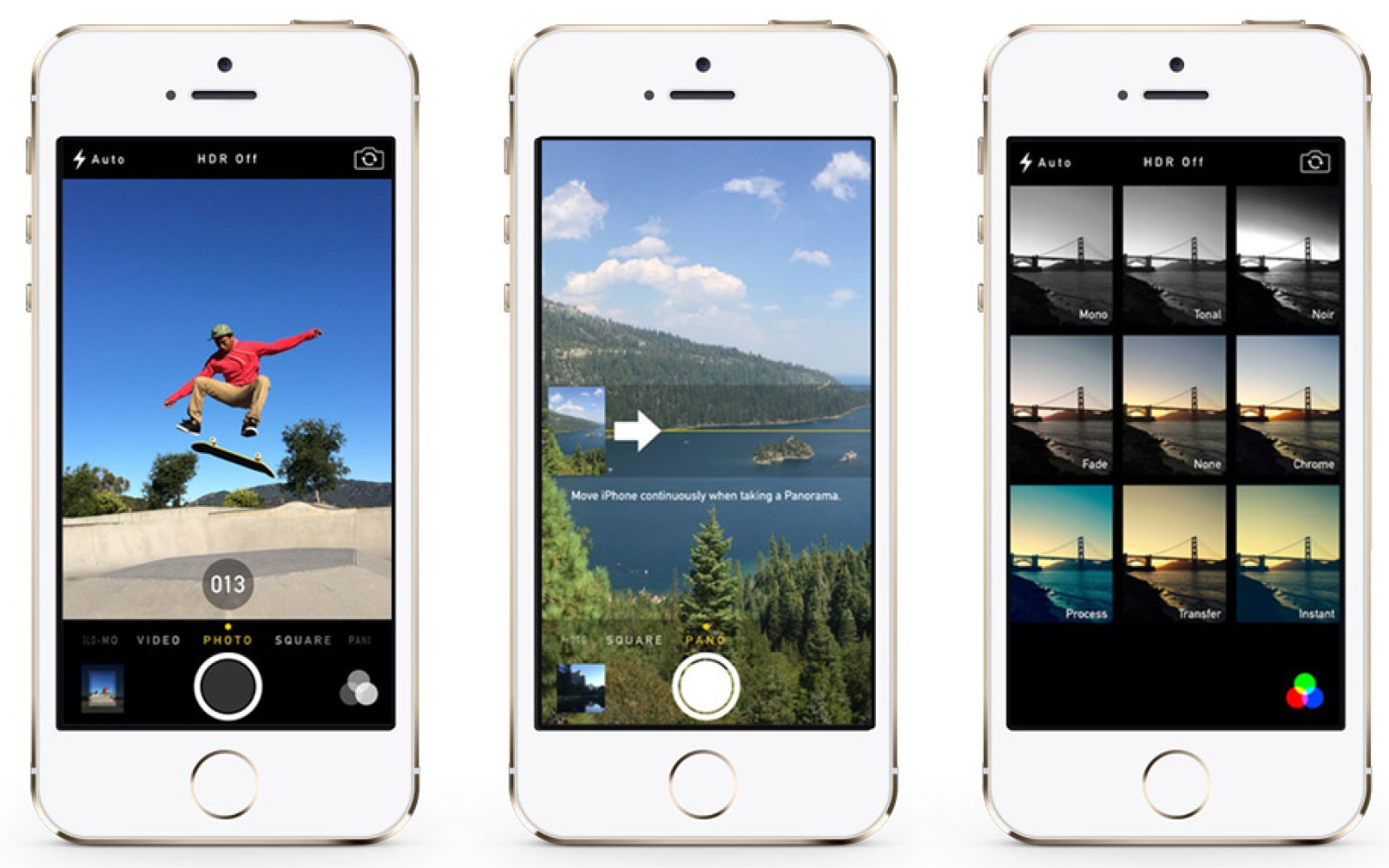 Report suggests iPhone 6 could once again retain 8 MP camera, focus on improved optics