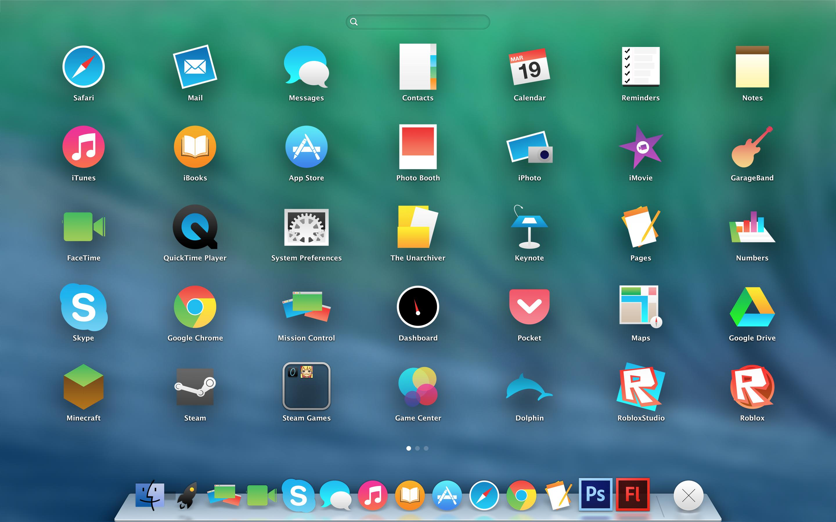 Ios 7 Inspired Flat Icon Set For Mac Os X 9to5mac
