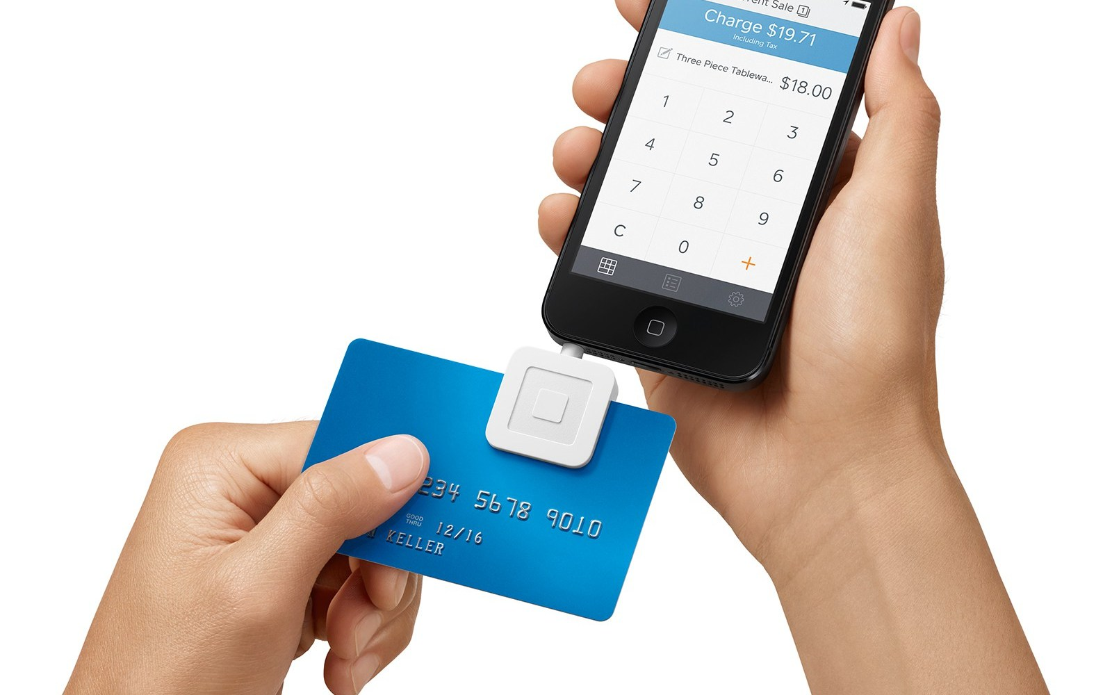 Square notifying existing customers to update to new card reader for free