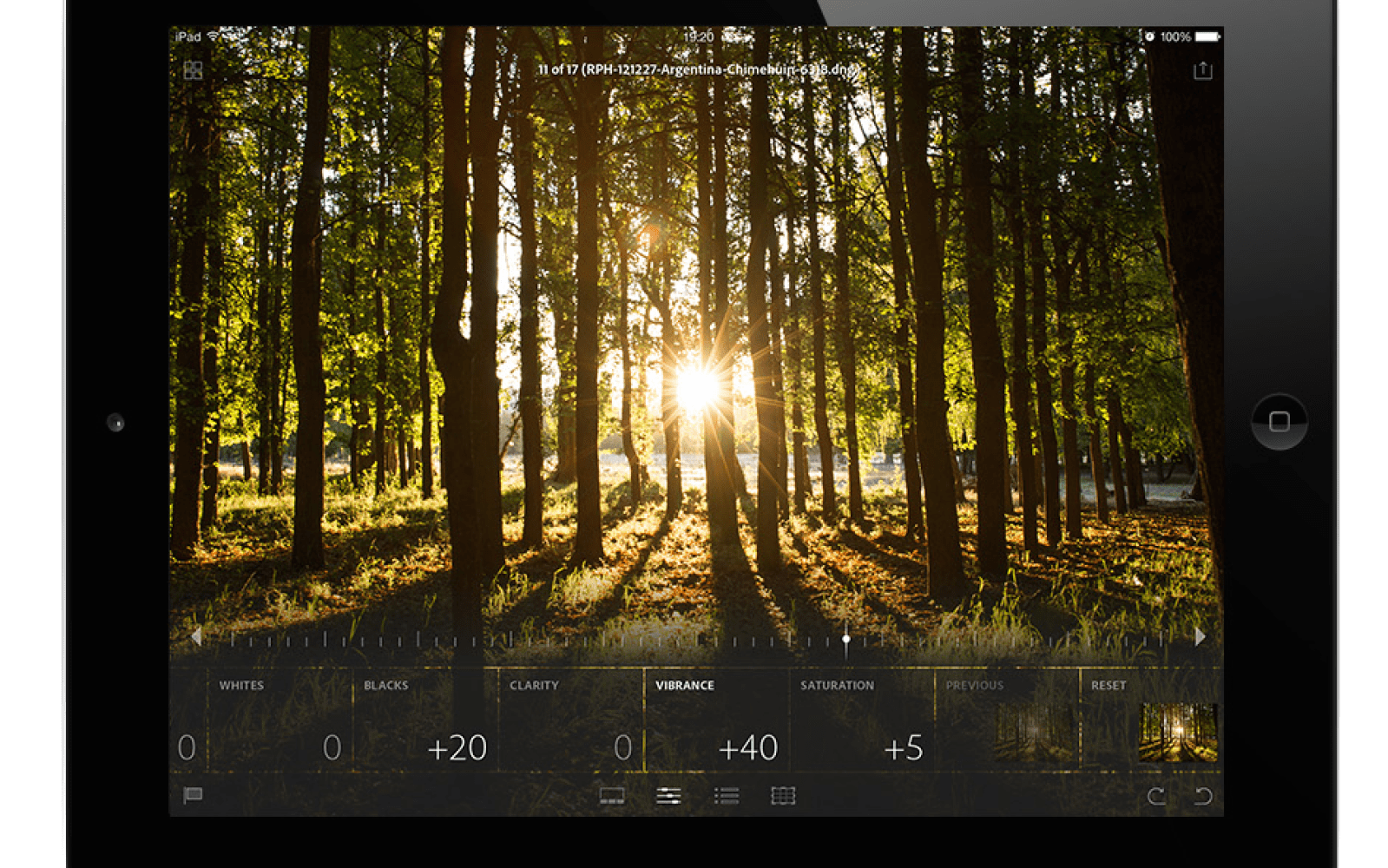 Adobe debuts Lightroom Mobile for iPad with powerful, on-the-go photo editing