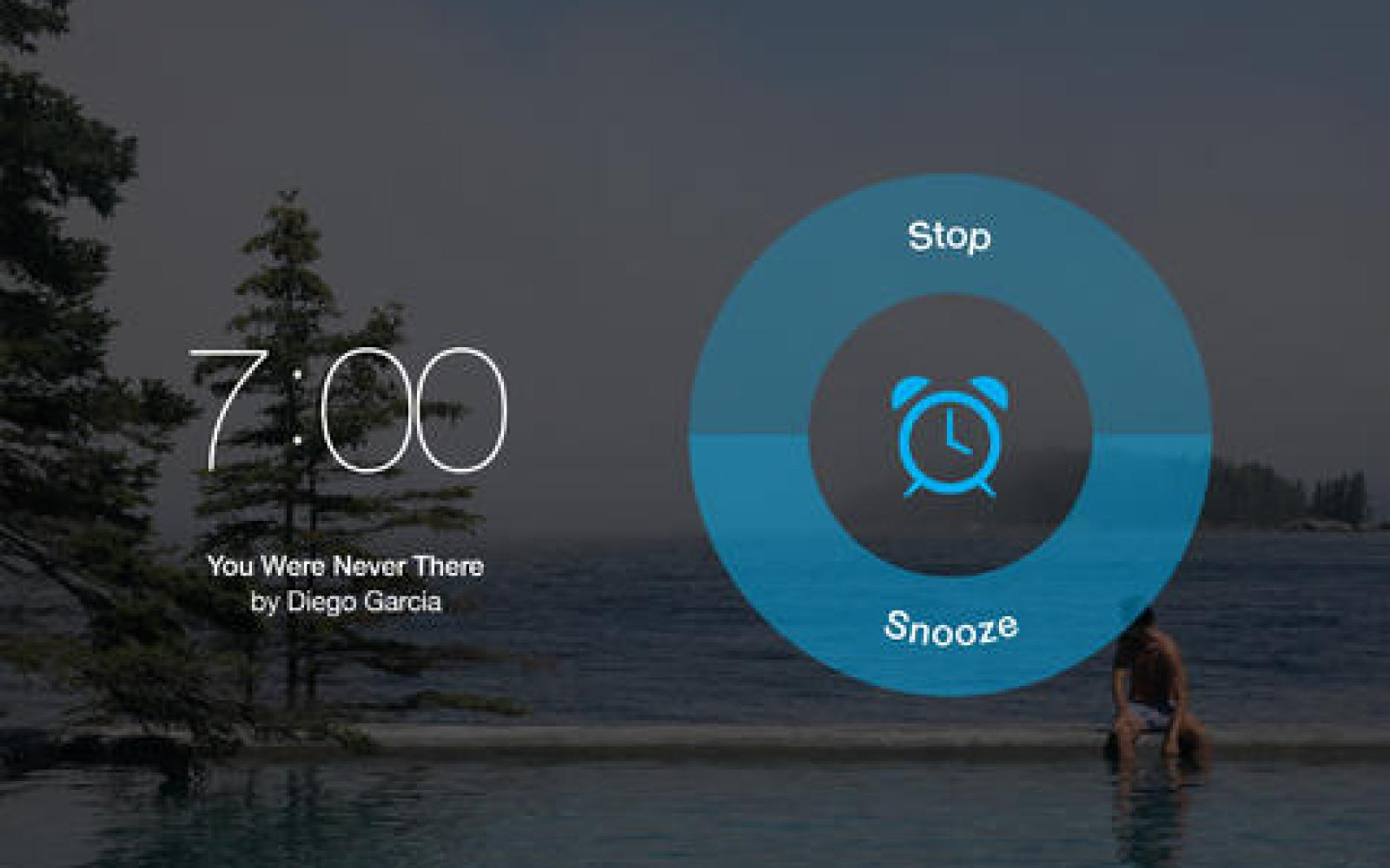 Pandora adds alarm clock feature for iPad, new app for Pebble users