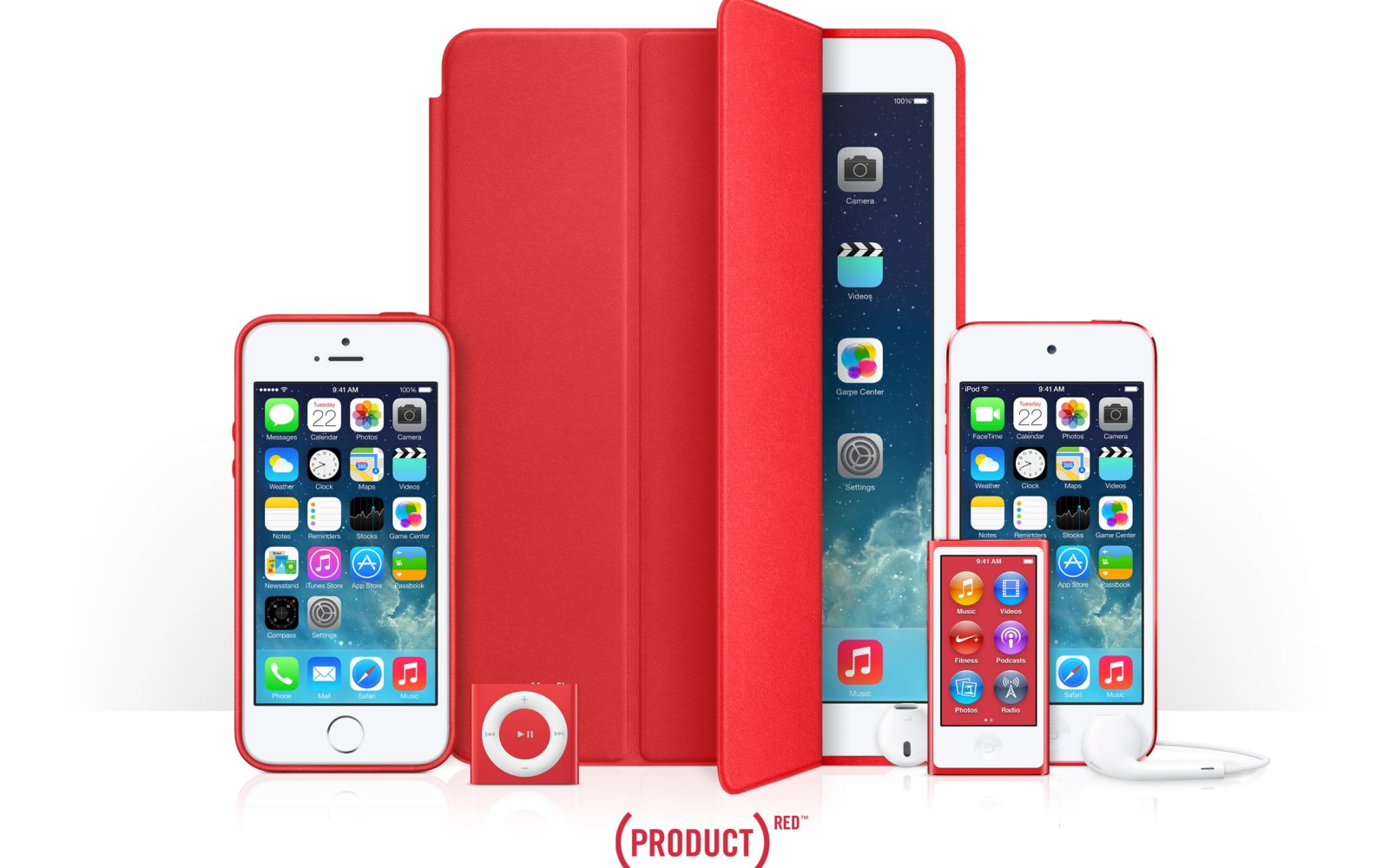 Apple's contributions to fight AIDS through (PRODUCT)RED have topped $70 million