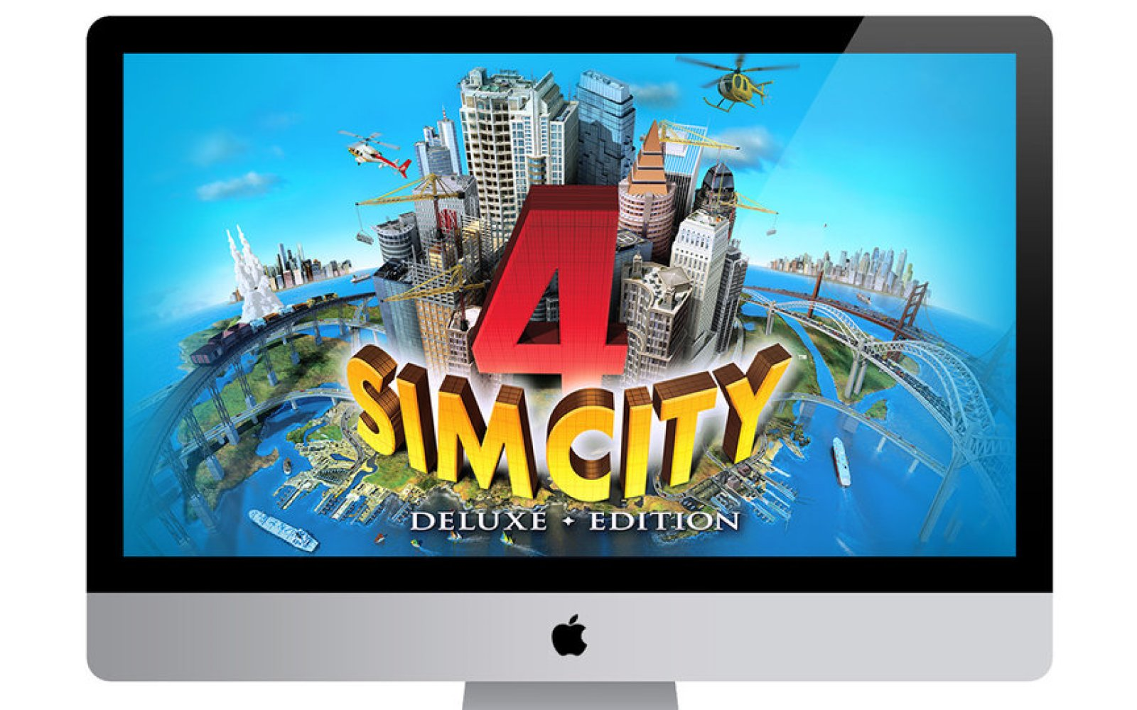 SimCity 4 Deluxe Edition incorporates Rush Hour expansion pack, exclusively in Mac App Store
