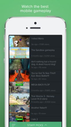 Kamcord mobile gameplay recording platform launches iOS app