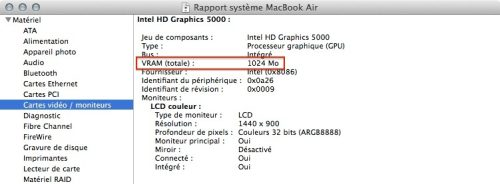 OS X 10 9 3 quietly increases VRAM on newer MacBook Pros and