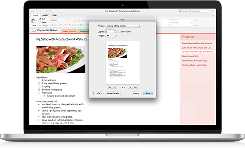 Microsoft updates OneNote for iPhone & Mac w/ top requested features