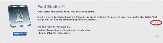 return more mac app store