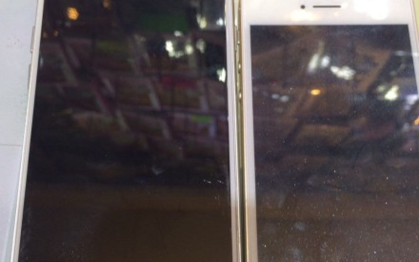 More pictures of the iPhone 6's front and back appear online as Apple ramps production