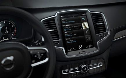 Android-Auto-Volvo