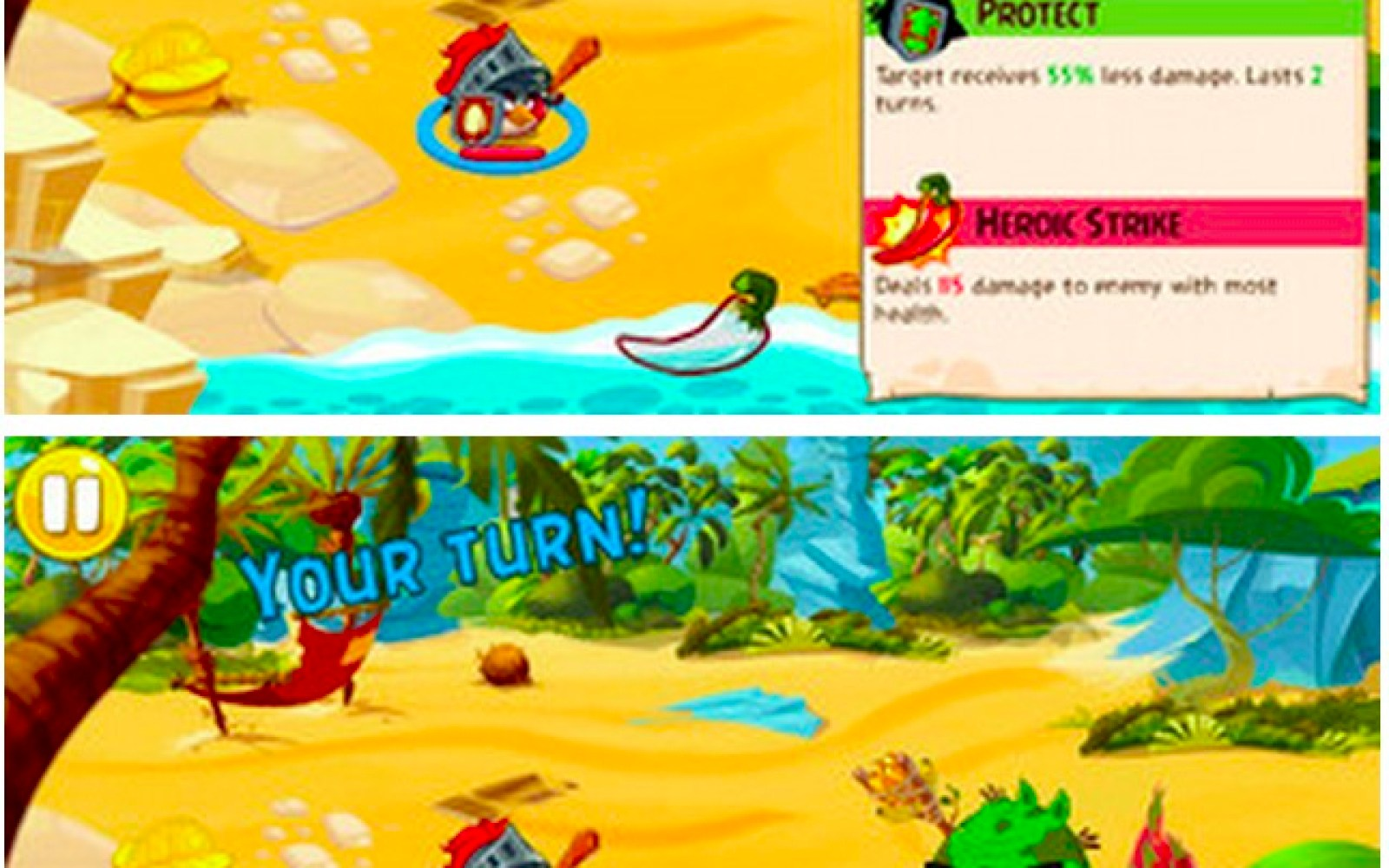 Get your Role Play on with new Angry Birds 'Epic' from Rovio