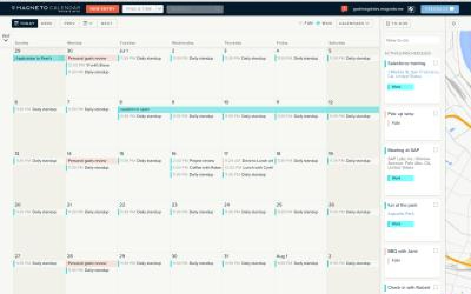 iOS calendar app update two-pack: Sunrise gains app