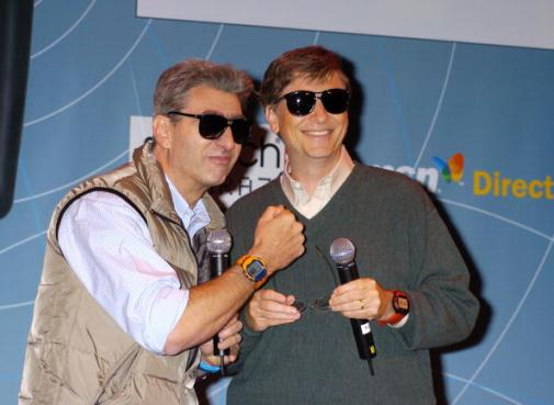 """Swatch and Microsoft Announce New Swatch Watch Line """"Paparazzi"""""""