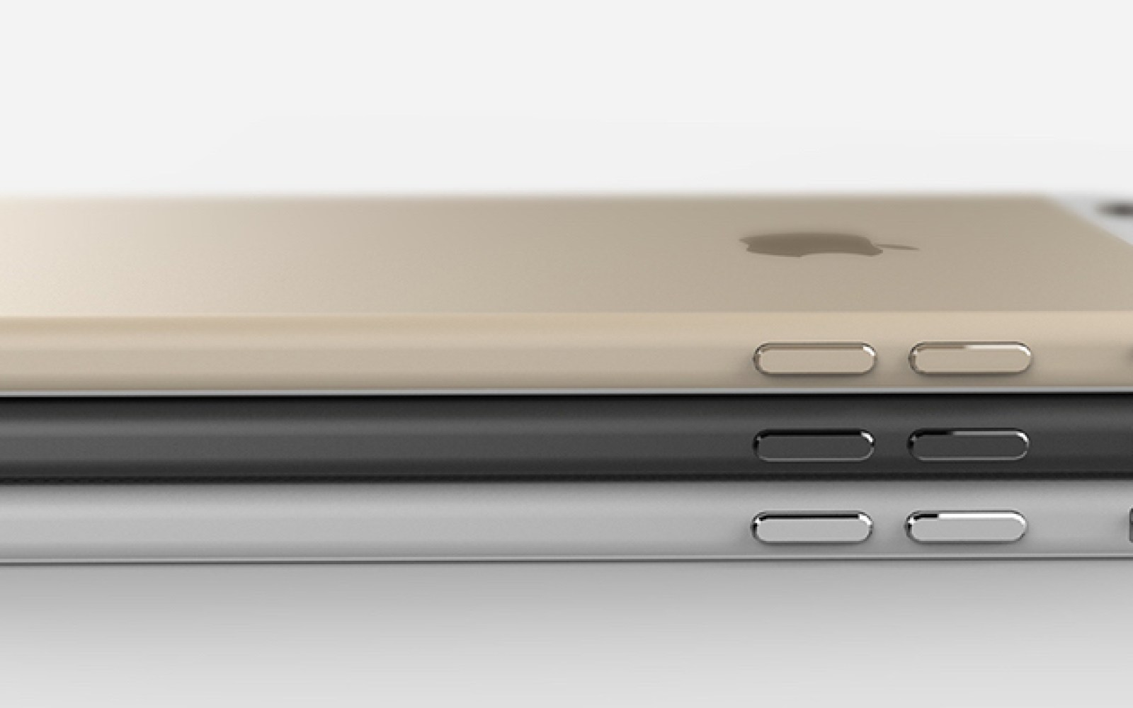 Latest iPhone 6 renders compare potential gold, space gray, and silver colors [Gallery]
