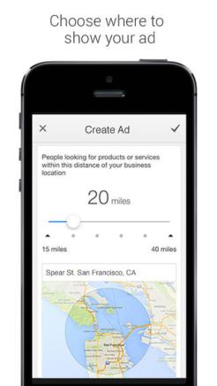 Google releases AdWords Express app for iPhone and iPad
