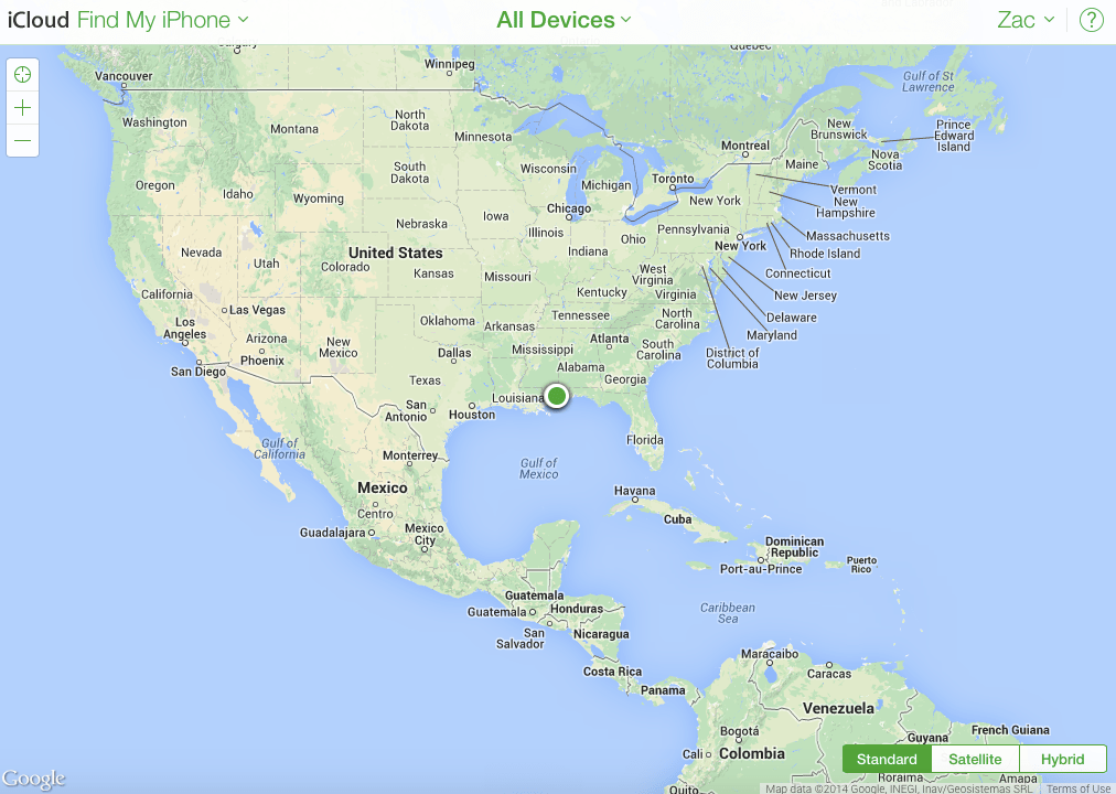 Bye Google Maps: Apple brings its Maps to the web for Find my iPhone ...