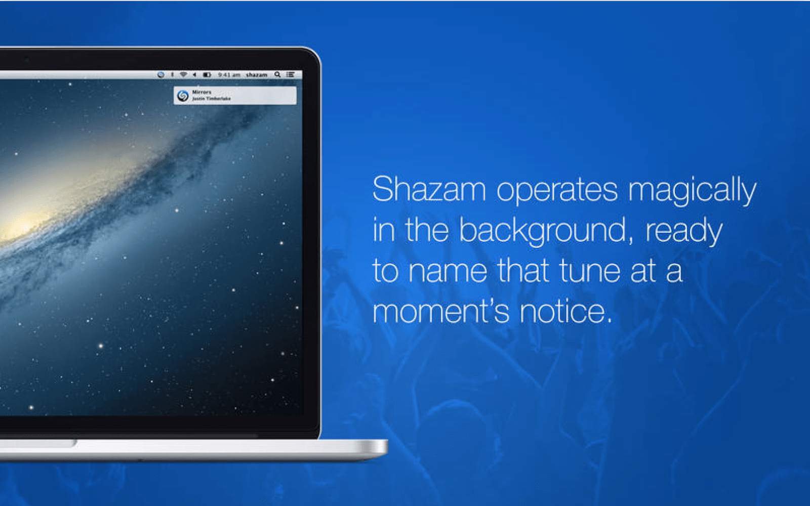 Shazam for Mac brings instant music recognition and more to