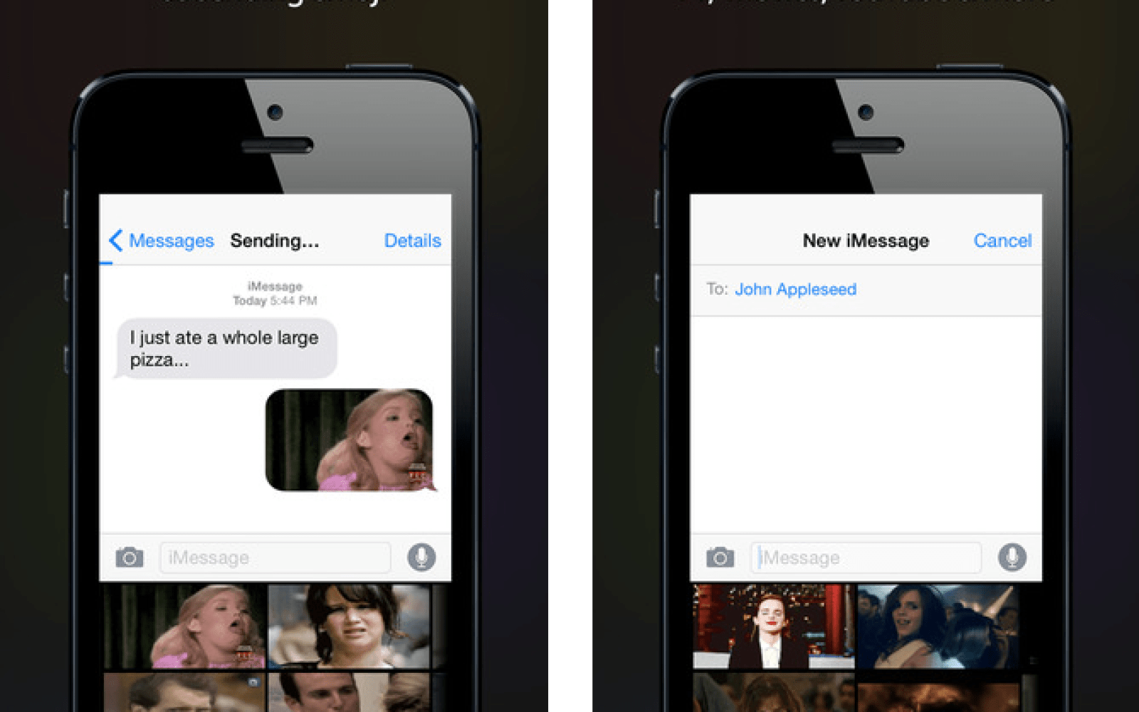 The first GIF Keyboard made for iOS 8 has landed courtesy of Riffsy, and it's free