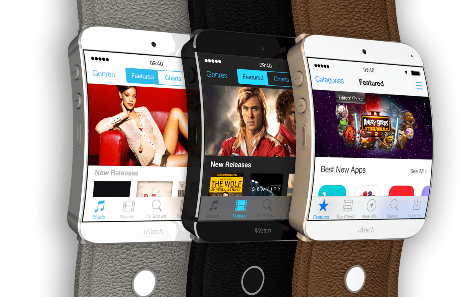 Apple wearable to run third-party apps, big developers already seeded SDK