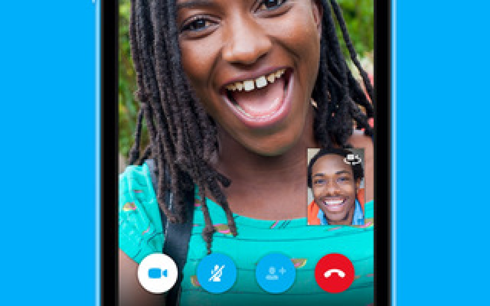 Skype app updated for iOS 8, includes interactive notifications for calls and messages