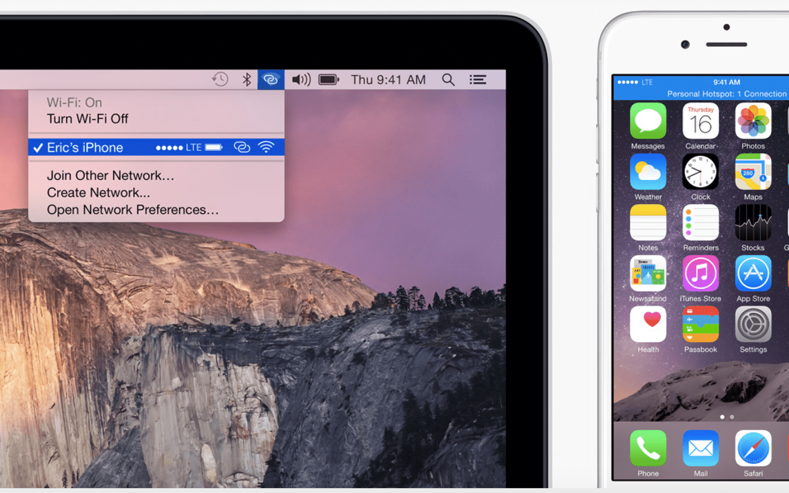 Yosemite & iOS 8 How-to: Set up and use Instant Hotspot