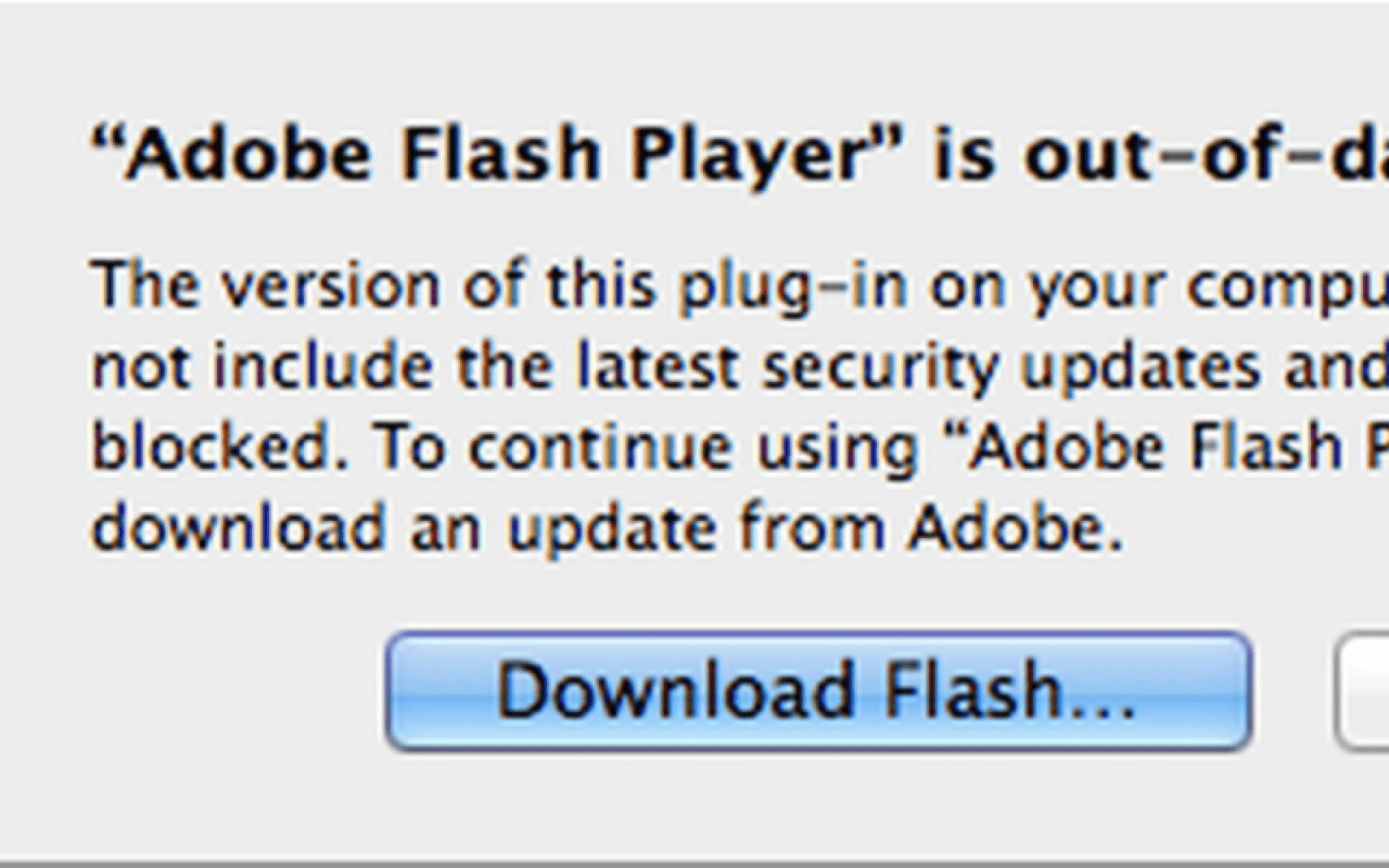 Apple pushes Flash Player update to address security issues - 9to5Mac