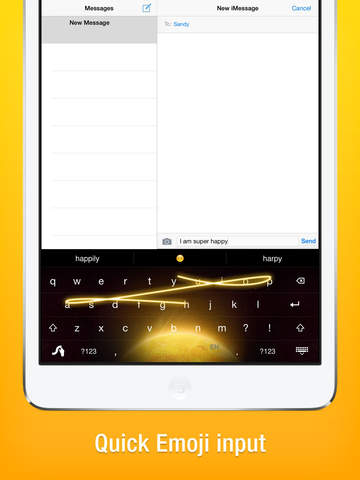 Swype iOS 8 keyboard now available in 20+ languages, adds new layouts & auto Emoji suggestions
