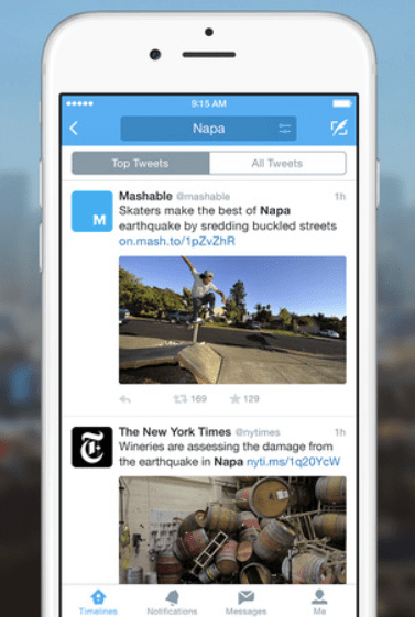 Twitter for iPhone2