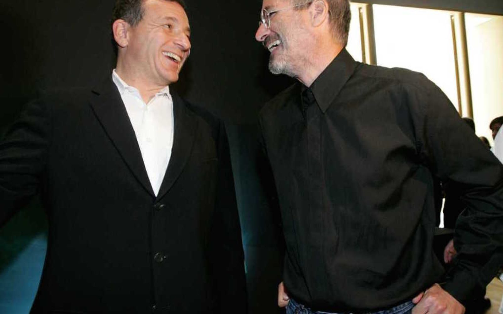 Disney CEO Bob Iger reflects on working with Steve Jobs: the