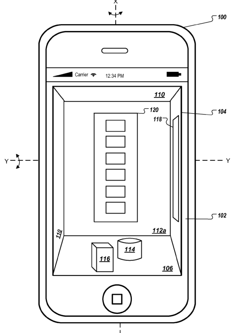 Apple wins patent for 3D iPhone UI w/ motion gestures, reassigns PrimeSense 3D mapping patent