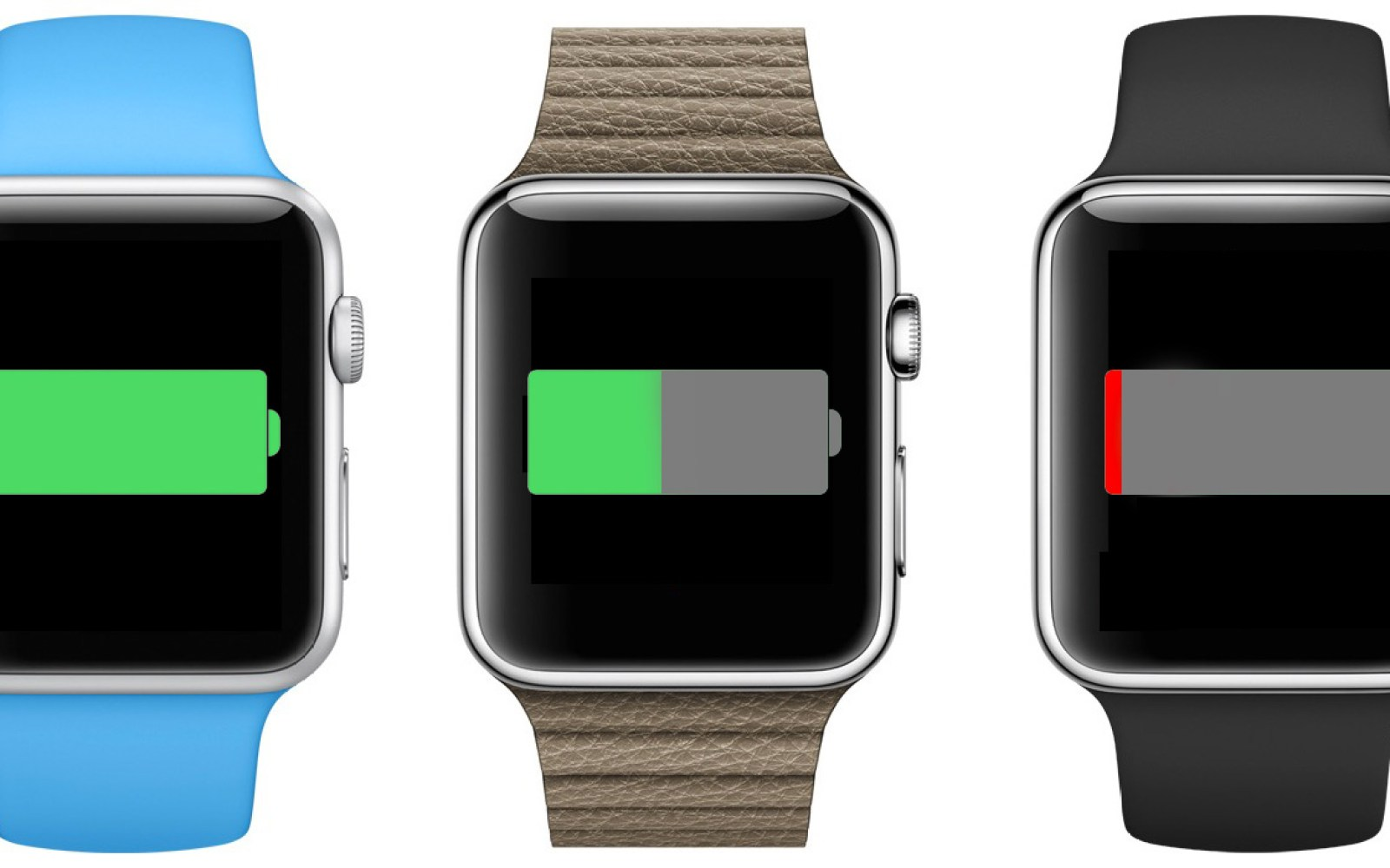 NYT: Apple Watch includes 'Power Reserve' mode, shows only the time but conserves battery life