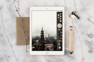 FiftyThree Pencil Gold 3