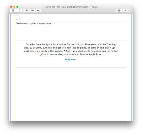 OS X Mail Yosemite Remote content disabled