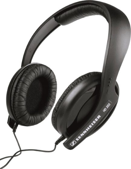 sennheiser-hd-202-ii-3-5mm-6-3mm-connector-semi-circumaural-dynamic-hi-fi-headphone