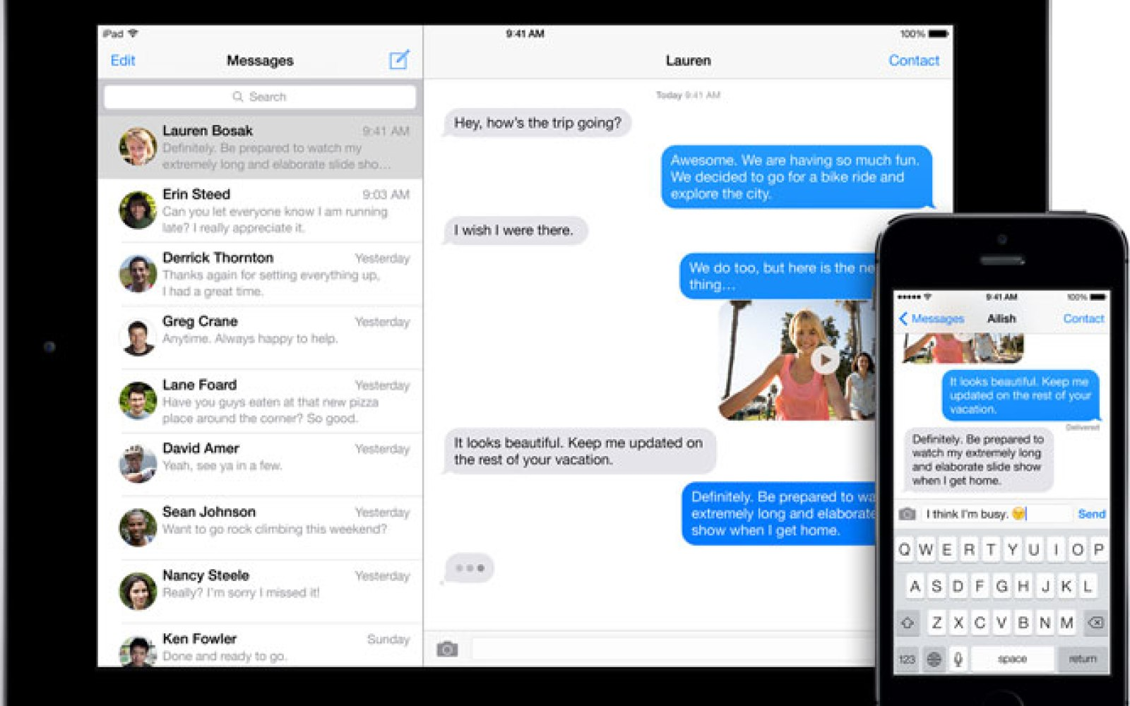 iMessage suffering from a widespread outage, many users unable to send/receive messages